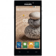 Philips XENIUM V787, Negru, 16GB, Neblocat, Octa core, 2 GB