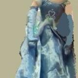Papusa Elsa plus 40 cm