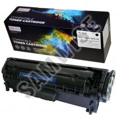 Cartus toner negru Compatibil Laser HP Seriile 10xx 30xx 40xx si Canon MF4xxx