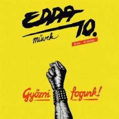 Edda – 10 (LP - Ungaria) - Muzica Rock Altele, VINIL