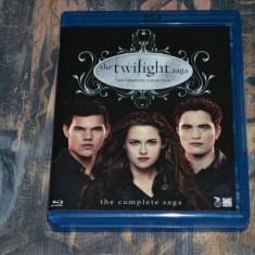 Film - Twilight Saga Collection [5 Filme Blu-Ray], Nordic Release - Film romantice Altele, Altele