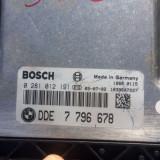 BMW 535 e 60  ECU 0281012191 DDE 7796678 calculator motor