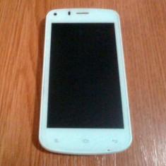 Telefon Allview A5 quad - Smartphone Dual Sim, Alb, Neblocat