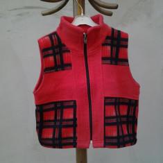 For Micula, vesta copii 4 ani, Marime: One size, Culoare: Din imagine