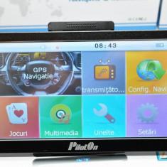 NAVIGATII GPS PilotON, 12 GB Full Europa pentru TIR/CAMION, factura, garantie, 7 inch, Toata Europa, Lifetime, 32 canale, Redare audio: 1