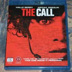 Film - The Call [1 Disc Blu-Ray + Bonus Features], Nordic Import - Film thriller sony pictures, Engleza