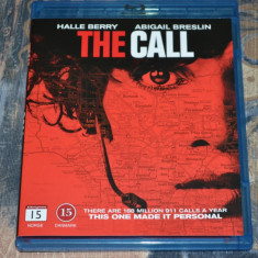 Film - The Call [1 Disc Blu-Ray + Bonus Features], Nordic Import - Film thriller sony pictures, Engleza