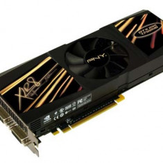 Placa video PNY GeForce GTX 295 1792MB 896 (448 x 2)-Bit GDDR3 PCI E 2.0 x16 - Placa video PC PNY, PCI Express, nVidia