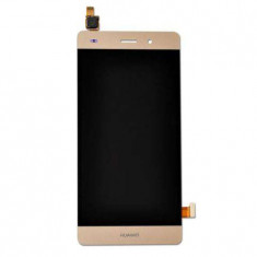 Display Cu Touchscreen Huawei P8 Lite ALE-L21 Original Gold - Display LCD