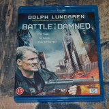 Film - Battle Of The Damned [1 Disc Blu-Ray], Nordic Import - Film actiune Altele, Altele