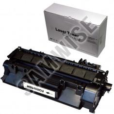 ***NOU*** Cartus toner negru compatibil imprimante LaserJet HP si Canon