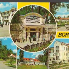 CPI (B7695) CARTE POSTALA - BORSEC, MOZAIC, Circulata, Fotografie