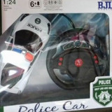 Masina Police cu telecomanda 1:24