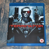 Film - The Terminator [Remastered] - 1 Disc Blu-Ray, Import UK - Film SF mgm, Engleza