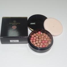 Perle bronzante Giordani Gold 25 g - Natural Peach - Produs Nou Original - Blush Oriflame