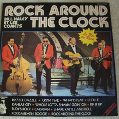 BILL HALEY -  Rock Around The Clock - LP Original FRANCE, VINIL