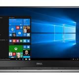 Laptop DELL, XPS 13 9350, Intel Core i7-6560U, 2.20 GHz, HDD: 128 GB, RAM: 8 GB, video: Intel HD Graphics 520, webcam, BT, 2001-2500 Mhz