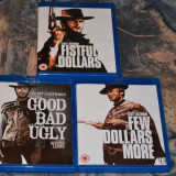 Film - The Good, The Bad And The Ugly - 1 Disc Blu-Ray, Remastered, Import UK