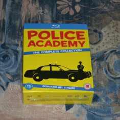 Film - Police Academy: The Complete Collection [7 Filme - 7 Discuri Blu-Ray], UK - Film comedie warner bros. pictures, Engleza