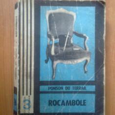 K1 Rocambole - Mostenirea misterioasa - Vol. 1 - Ponson du Terrail - Carte de aventura