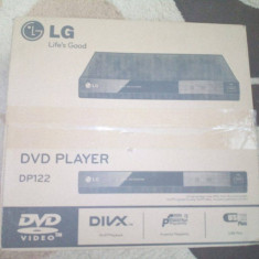 DVD-player LG DP122 - DVD Playere LG, DivX: 1, JPEG: 1, MP3: 1