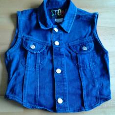 Stone Jeans, vesta copii 5 ani, Marime: One size, Culoare: Din imagine