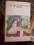 VERISOARA MEA RACHEL, Alta editura, 1974