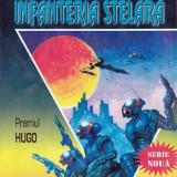 ROBERT A. HEINLEIN - Infanteria stelară (SF, Ed. Pygmalion, colectia Cyborg #25), Alta editura