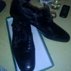 Pantof elegant ! Cesare Paciotti - Pantofi barbati Cesare Paciotti, Marime: 43, Culoare: Negru