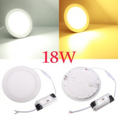 Aplice ST LED 18W Incastrabile / Lampa spot plafon plafoniera rigips - Corp de iluminat, Plafoniere