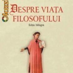 G3 Despre viata filosofului (Editie bilingva), de Boetius din Dacia