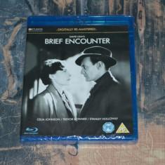 Film - Brief Encounter [1945] [1 Disc Blu-Ray], Import UK - Film Colectie Altele, Engleza
