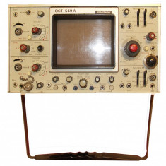 Osciloscop Profesional 50 MHz + Versatester E0502