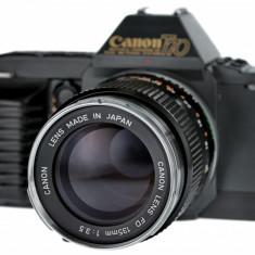 Canon FD 135mm F3.5 sn 39872 - Obiectiv DSLR Canon, Tele, Manual focus