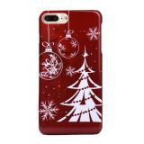 Husa pentru iPhone 7 plus, iPhone 7/8, Rosu, Plastic