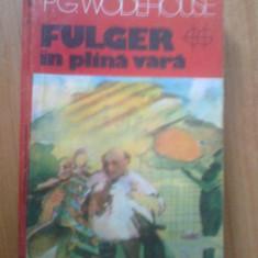 K3 Fulger In Plina Vara - P. G. Wodehouse