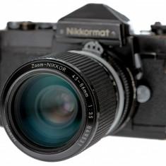 Nikon 43-86mm F3.5 - Obiectiv DSLR Nikon, All around, Manual focus, Nikon FX/DX