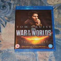 Film - War Of The Worlds [1 Disc Blu-Ray + Bonus], Import UK - Film actiune paramount, Engleza
