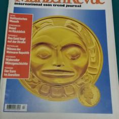 REVISTĂ NUMISMATICĂ/ MUNZEN REVUE/ LIMBA GERMANĂ/NR. 3*1997