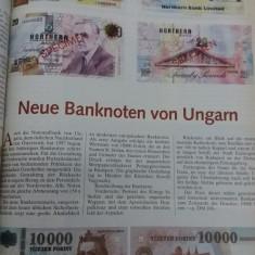 REVISTĂ NUMISMATICĂ/MONEY TREND NR. 9/1998/ LIMBA GERMANĂ