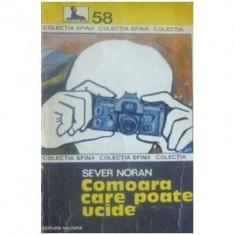Sever Noran - Comoara care poate ucide