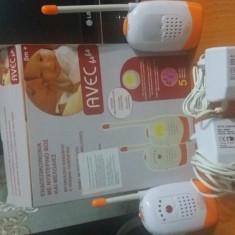 Stații monitorizarea bebelusului - Baby monitor