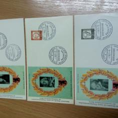 15 FDC-uri Germania 1961-Mi.peste 100 Euro