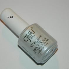 Oja semipermanenta chu / oja permanenta chu / soak-off 15 ml nr.69