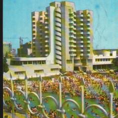 CPI (B7704) CARTE POSTALA - ORADEA. BAILE FELIX, HOTEL BELVEDERE - Carte Postala Crisana dupa 1918, Circulata, Fotografie