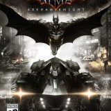 Batman: Arkham Knight + Harley Quinn Story Pack Steam CD Key (COD ACTIVARE Steam) - Jocuri PC, Actiune, 12+, Single player