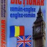 DICTIONAR ROMAN-ENGLEZ, ENGLEZ-ROMAN , 2014