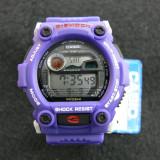 CEAS CASIO G-SHOCK DW-7900 VELVET EDITION-MECANISM JAPONEZ-POZE 100% REALE ! - Ceas barbatesc Casio, Sport, Quartz, Cauciuc, Alarma, Electronic