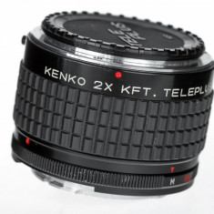 Konica - Kenko MC 2x dublor de focala