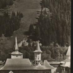 CPI (B7717) CARTE POSTALA - MANASTIREA SUCEVITA - Carte Postala Moldova dupa 1918, Circulata, Fotografie